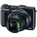 CANON PowerShot G1X Mark II - Black - Camera Prosumer