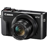 CANON PowerShot G7 X Mark II - Black - Camera Pocket / Point and Shot