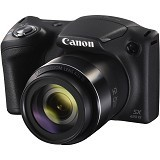 CANON PowerShot SX420 IS - Black - Camera Pocket / Point and Shot