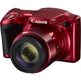 CANON PowerShot SX420 IS - Red - Camera Pocket / Point and Shot
