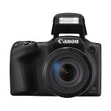 CANON PowerShot SX430 IS - Black (Merchant) - Camera Prosumer