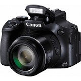 CANON PowerShot SX60 HS - Camera Pocket / Point and Shot