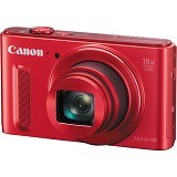 CANON PowerShot SX610 HS - Red - Camera Pocket / Point and Shot