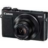 CANON Powershot G9X - Black (Merchant) - Camera Pocket / Point and Shot