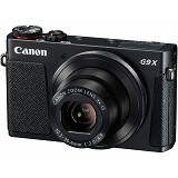 CANON Powershot G9X - Black - Camera Pocket / Point and Shot