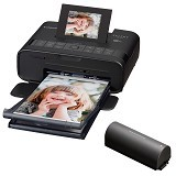 CANON Selphy [CP1200] - Black (Merchant) - Printer Inkjet & Photo