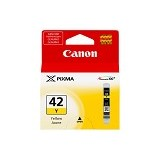 CANON Yellow Cartridge [CLI-42Y] - Tinta Printer Canon