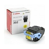CANON EP302 Yellow Toner Cartridge for LBP5960 (6,000 pages) - Toner Printer Canon