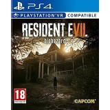 CAPCOM PS4 Resident Evil Biohazard Reg 2 - Cd / Dvd Game Console