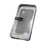 CAPDASE Soft Jacket for LG Optimus P970 - Black - Casing Handphone / Case