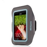 CAPDASE Zonic 145A Universal Sports Armband - Grey Blue (Merchant) - Arm Band / Wrist Strap Handphone