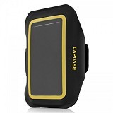 CAPDASE Zonic Plus 145A Sports Armband [AB00P145A-131E] - Black Yellow