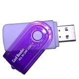 CARD READER All in One Card Reader - Memory Card Reader External