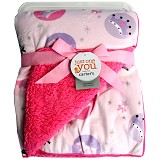 BABY WAREHOUSE Carter Baby Blanket - Pink
