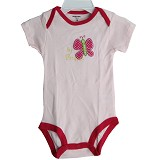 BABY WAREHOUSE Carter Baby Jumper Butterfly Icon 12 month - Pink