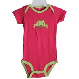 BABY WAREHOUSE Carter Baby Jumper Frog Icon 12 month - Pink