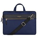 CARTINOE London Style Series Macbook/Laptop Bag 13 Inch - Blue - Notebook Shoulder / Sling Bag