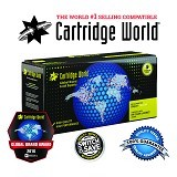 CARTRIDGE WORLD Toner Cartridge Yellow HP 642A [CB402A] (Merchant) - Toner Printer Refill