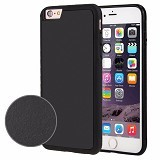 CASE Anti-Gravity Cover Magical Sticky Soft Shell For iPhone 6/6S - Black (Merchant) - Casing Handphone / Case