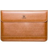 LENTION Premium Leather Sleeve Case for Macbook (Merchant) - Notebook Sleeve
