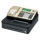 CASIO Cash Register [SE-S100] - Gold - Cash Register