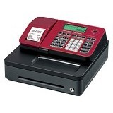 CASIO Cash Register [SE-S100] - Red - Cash Register
