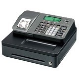 CASIO Cash Register [SE-S100] - Silver - Cash Register