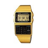 CASIO Data Calculator [DBC-611G-1DF] - Jam Tangan Wanita Fashion