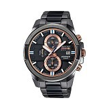 CASIO Edifice [EFR-543RBM-1ADR] - Jam Tangan Wanita Fashion