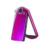CASIO Exilim TR-35 - Pink (Merchant) - Camera Pocket / Point and Shot