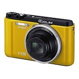 CASIO Exilim ZR1500 - Yellow (Merchant) - Camera Pocket / Point and Shot