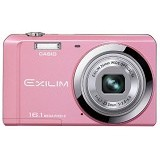CASIO Exilim ZS6 - Pink - Camera Pocket / Point and Shot
