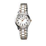 CASIO Ladies Analog [LTP-1275SG-7BDF] - Jam Tangan Wanita Casual