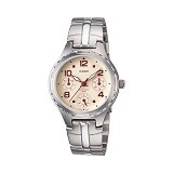 CASIO Ladies Analog [LTP-2064A-7A2VDF] - Jam Tangan Wanita Casual