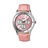 CASIO Ladies Analog [LTP-2084L-4B2VDF] - Jam Tangan Wanita Fashion