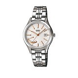 CASIO Ladies Analog [LTP-E102D-7AVDF] - Jam Tangan Wanita Fashion