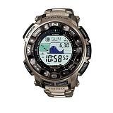 CASIO Pro Trek [PRG-250T-7DR] - Jam Tangan Pria Mewah