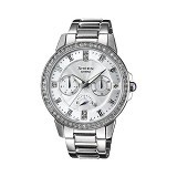 CASIO Sheen [SHE-3023D-7ADR] - Jam Tangan Wanita Casual