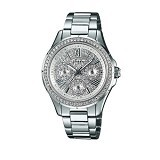 CASIO Sheen [SHE-3504D-7AUDR] - Jam Tangan Wanita Fashion