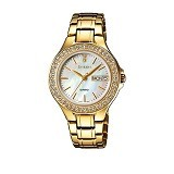 CASIO Sheen [SHE-4800G-7AUDR] - Jam Tangan Wanita Fashion