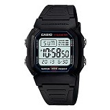 CASIO Sporty [W-800H-1AVDF] - Black