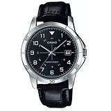 CASIO Standard [MTP-V008L-1BUDF] - Jam Tangan Pria Fashion
