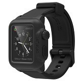 CATALYST Apple Watch Case 42MM [CATIWATBLK] - Stealth Black - Casing Smartwatch / Case