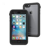 CATALYST Case for Apple iPhone 6 Plus / 6s Plus [CATAIPHO6SPBLK] - Black & Space Gray - Casing Handphone / Case