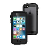 CATALYST Case for Apple iPhone 5/5s/5SE [CATAIPHOSEBLK] - Stealth Black - Casing Handphone / Case
