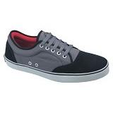 CATENZO Sepatu Casual Sneaker Size 39 [BA 5011] - Black/Grey - Sneakers Pria