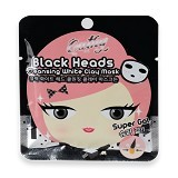 CATHY DOLL Black Heads Cleansing White Clay Mask - Perawatan Wajah Sensitif