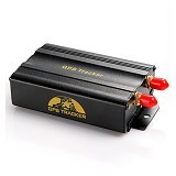 CCTV21 GPS / SMS / GPRS Tracker [GPS-103] - Black (Merchant)