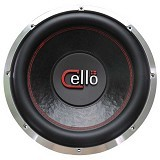 CELLO XL12MKII DVC 4 Ohm - Car Audio System