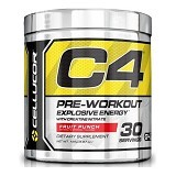 CELLUCOR C4 - 30 servings Fruit Punch (Merchant) - Suplement Penambah Daya Tahan Tubuh